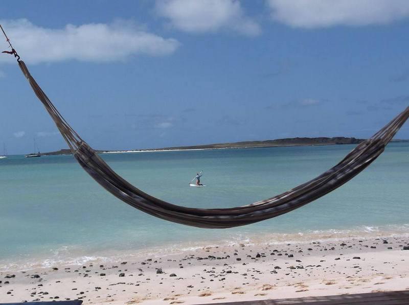 Cap vert ile de boa vista plage relax