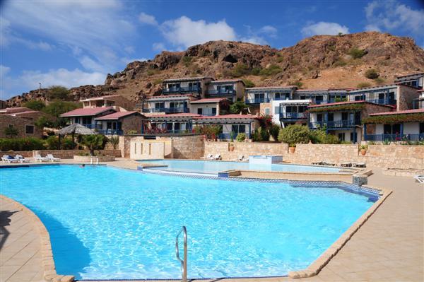 Cap vert boa vista hotel marine club exterieur