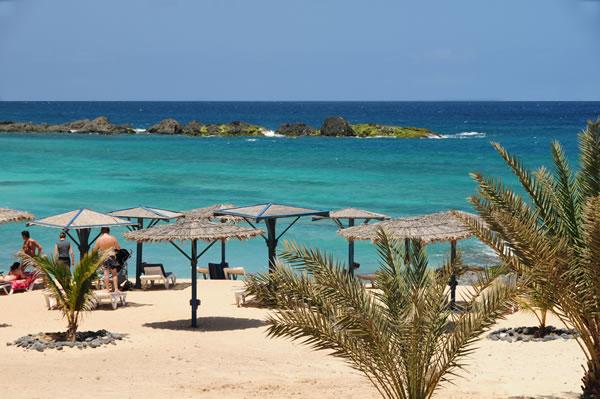 Cap vert boa vista hotel marine club plage