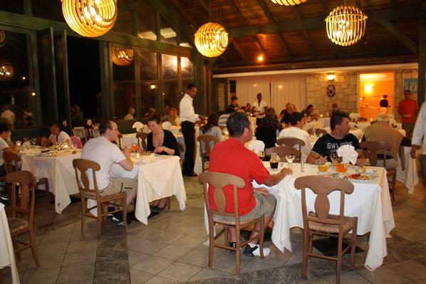 Cap vert boa vista hotel marine club restaurant