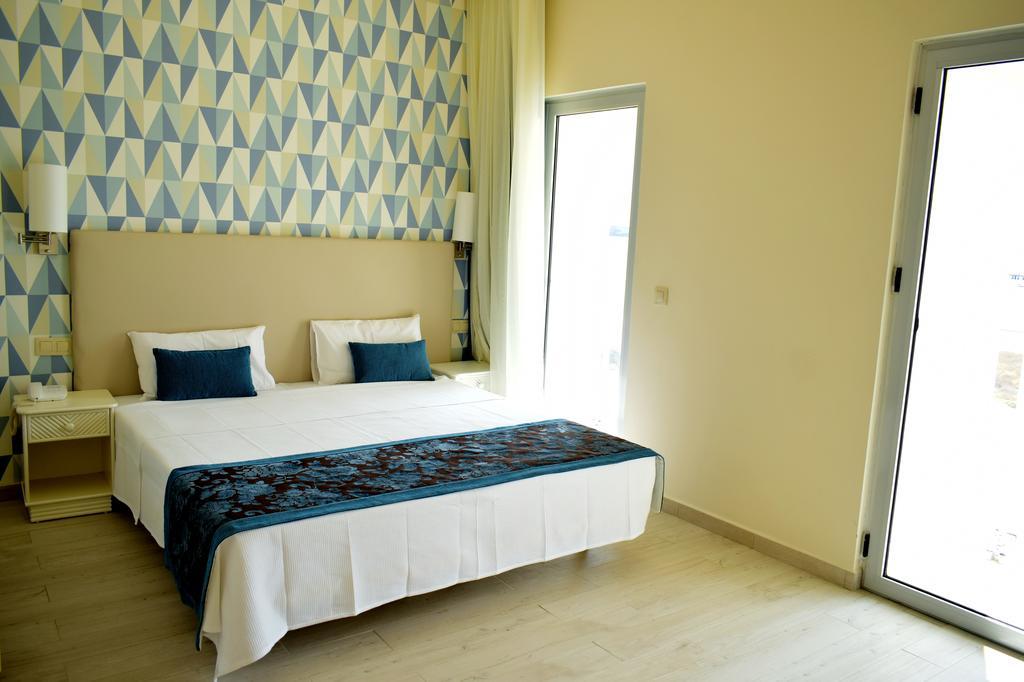 Cap vert boa vista hotel ouril chambre 2