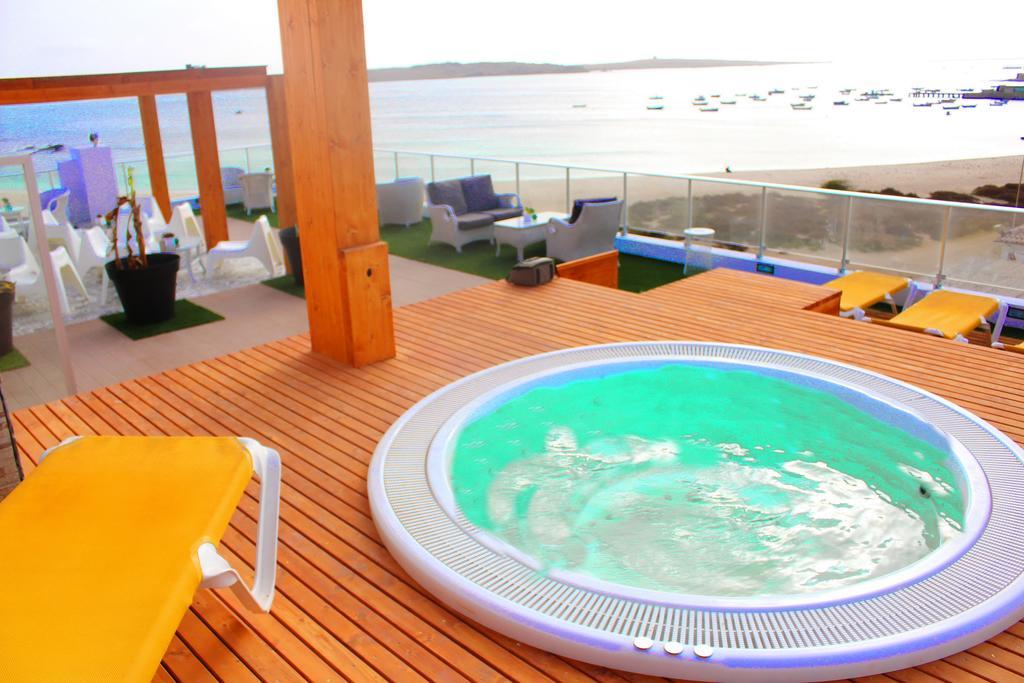 Cap vert boa vista hotel ouril tesasse