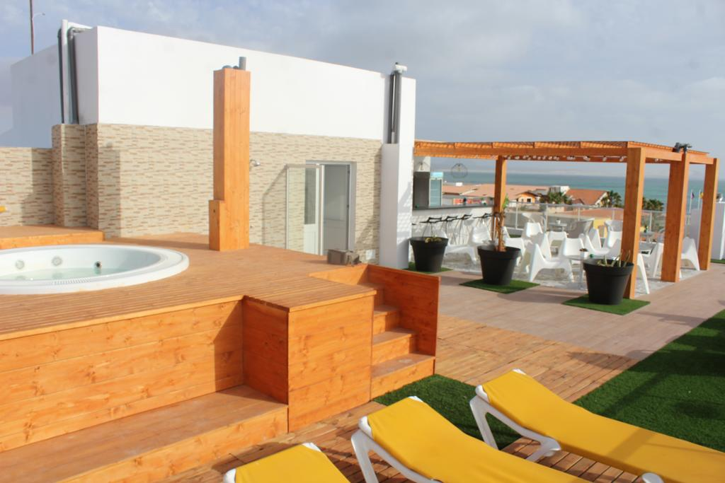 Cap vert boa vista hotel ouril vue mer