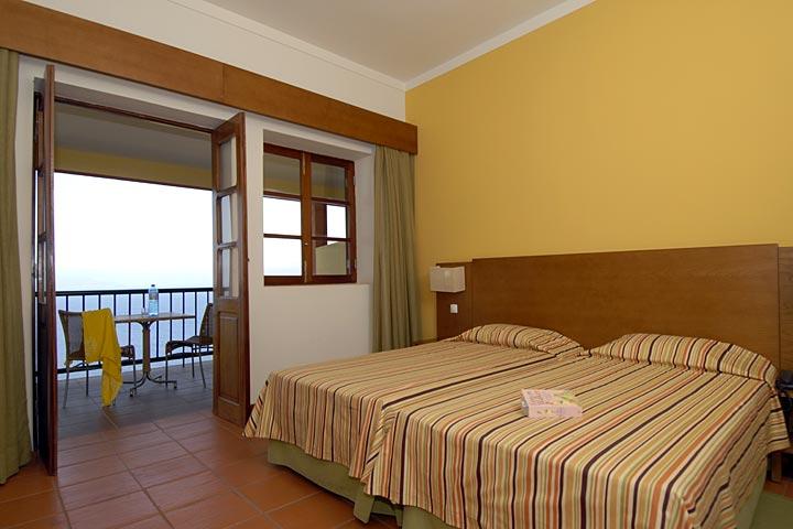 Cap vert ile de fogo hotel xaguate chambres