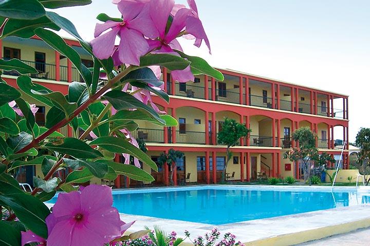 Cap vert ile de fogo hotel xaguate fa ade