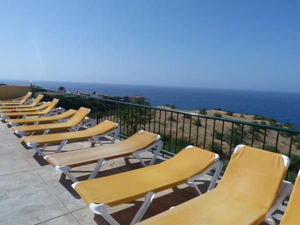 Cap vert ile de fogo hotel xaguate transat piscine