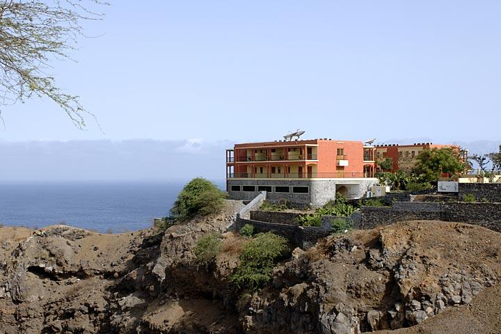 Cap vert ile de fogo hotel xaguate vue generale
