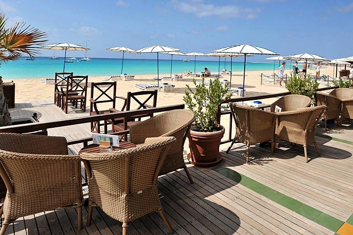 Cap vert ile de sal hotel morabeza beach club1