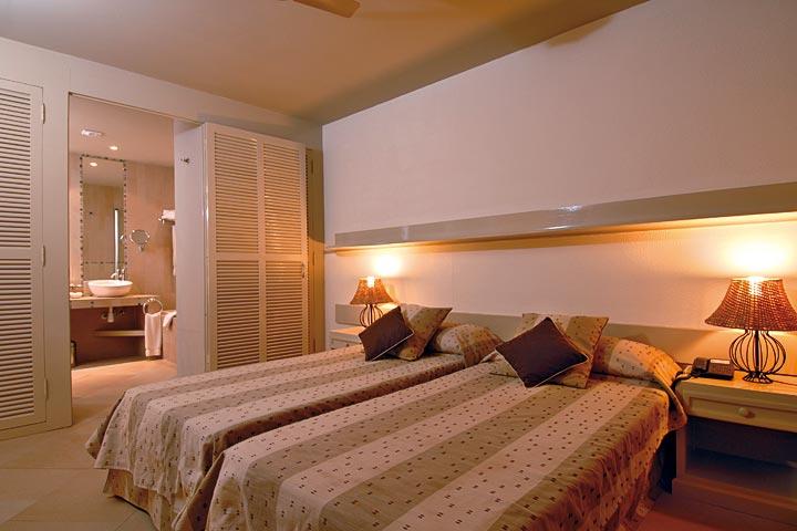 Cap vert ile de sal hotel morabeza chambre 1