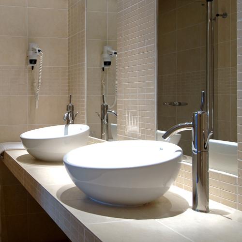 Cap vert ile de sal hotel morabeza salle de bain