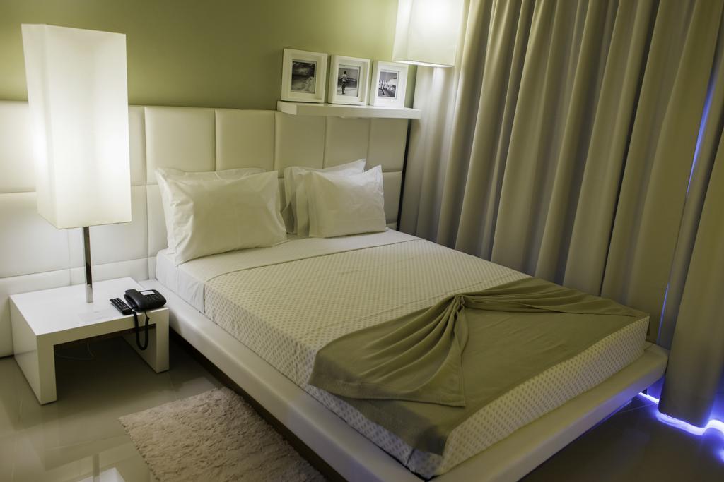 Cap vert ile de santiago hotel vip praia chambre double