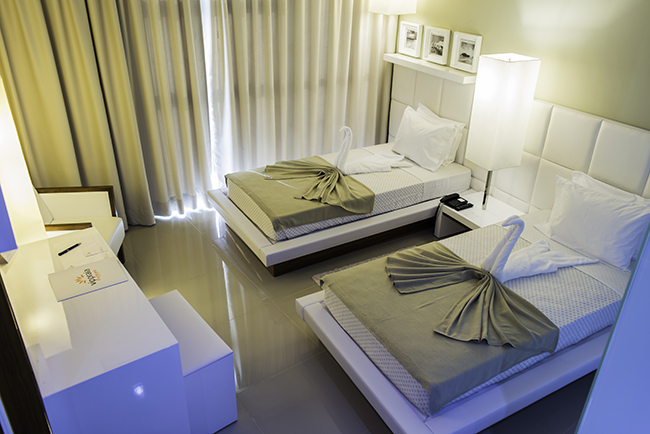 Cap vert ile de santiago hotel vip praia chambre standard