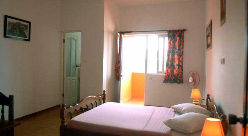 Cap vert ile de santo antao residencial ponta do sol chambre