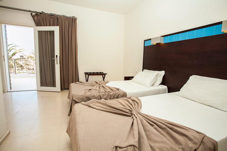 Cap vert le de sal hotel dunas de sal piscine standard room 1st floor