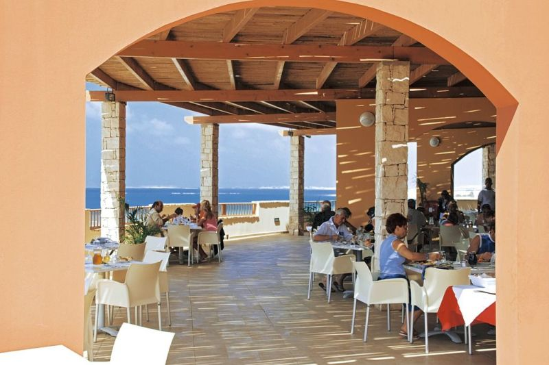 Image sejour/cap vert boa vista hotel new horizon exterieur