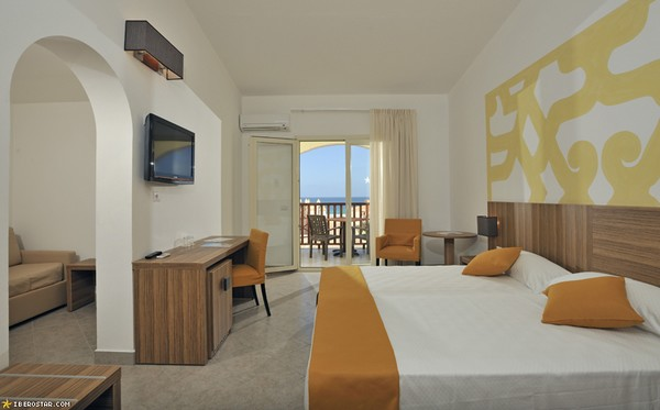 Image sejour/cap vert boavista hotel iberostar chambre vue mer