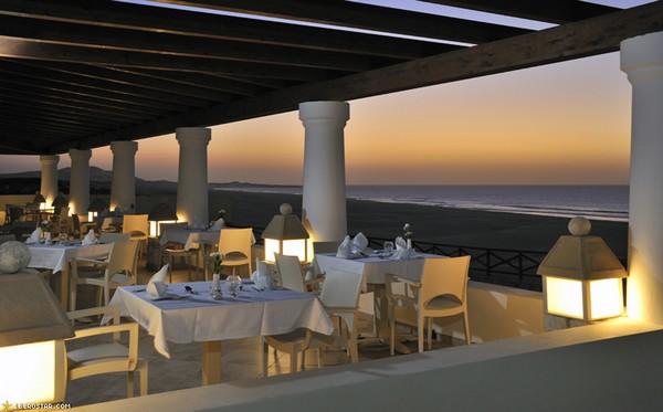 Image sejour/cap vert boavista hotel iberostar exterieur soir