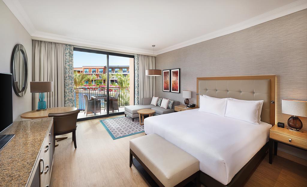 Image sejour/cap vert ile de sal hotel hilton chambre 3