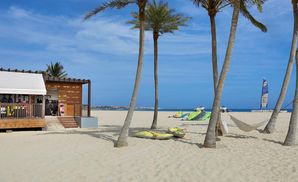 Image sejour/cap vert ile de sal hotel hilton plage 1