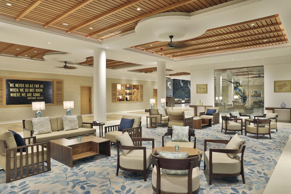 Image sejour/cap vert ile de sal hotel hilton vue generale
