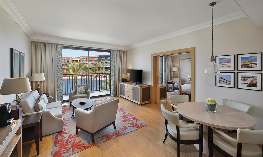 Image sejour/cap vert ile de sal hotel hilton suite