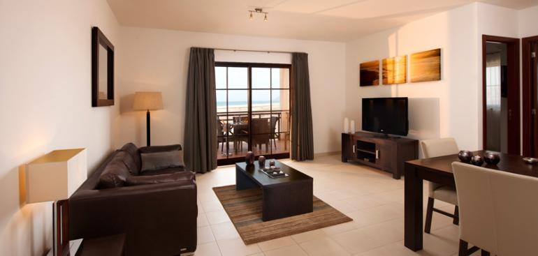 Image sejour/cap vert ile de sal hotel melia tortuga beach resort living room in suite family suite770x367