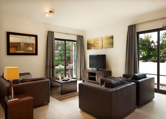 Image sejour/cap vert ile de sal hotel melia tortuga beach resort living villa