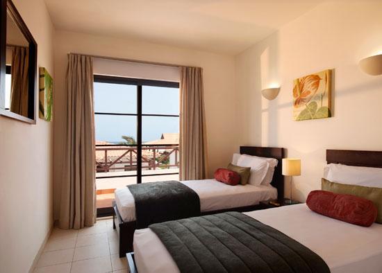 Image sejour/cap vert ile de sal hotel melia tortuga beach resort villa twin bed