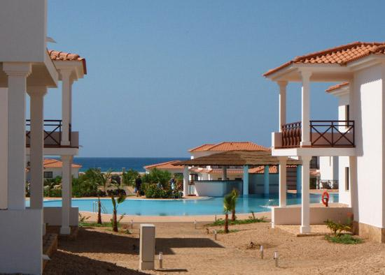 Image sejour/cap vert ile de sal hotel melia tortuga beach resort villas vue mer