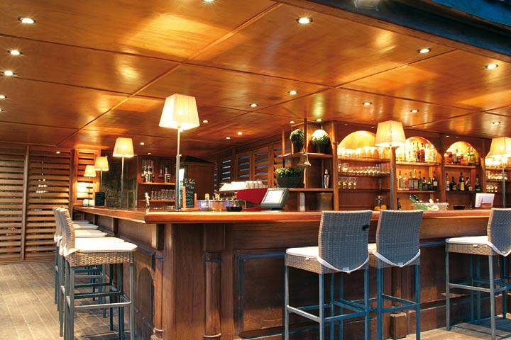Image sejour/cap vert ile de sal hotel morabeza bar la tortue