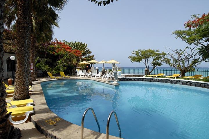 Image sejour/cap vert ile de sal hotel odjo d agua piscine