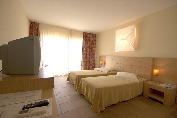 Image sejour/cap vert ile de sao vicente hotel foya branca chambre