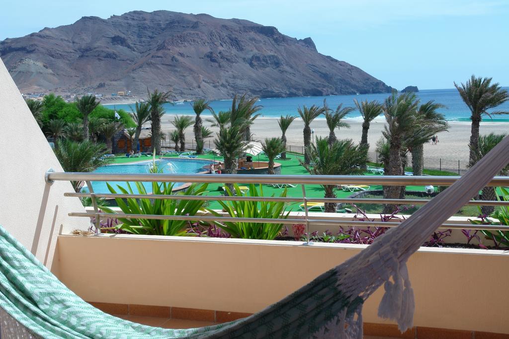 Image sejour/cap vert ile de sao vicente hotel foya branca vue mer