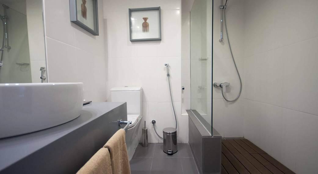 Image sejour/cap vert ile de sao vicente hotel porto grande salle de bain