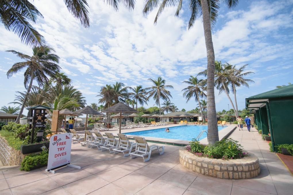 Image sejour/cap vert le de sal hotel belorizonte piscine bar