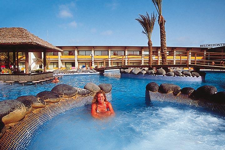 Image sejour/cap vert le de sal hotel belorizonte piscine