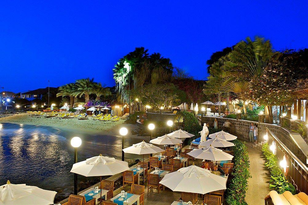 Image sejour/cap vert le de sal hotel odjo d agua exterieur vue mer