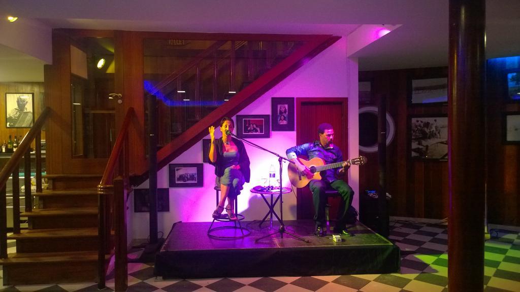 Image sejour/cap vert le de sal hotel odjo d agua musique live