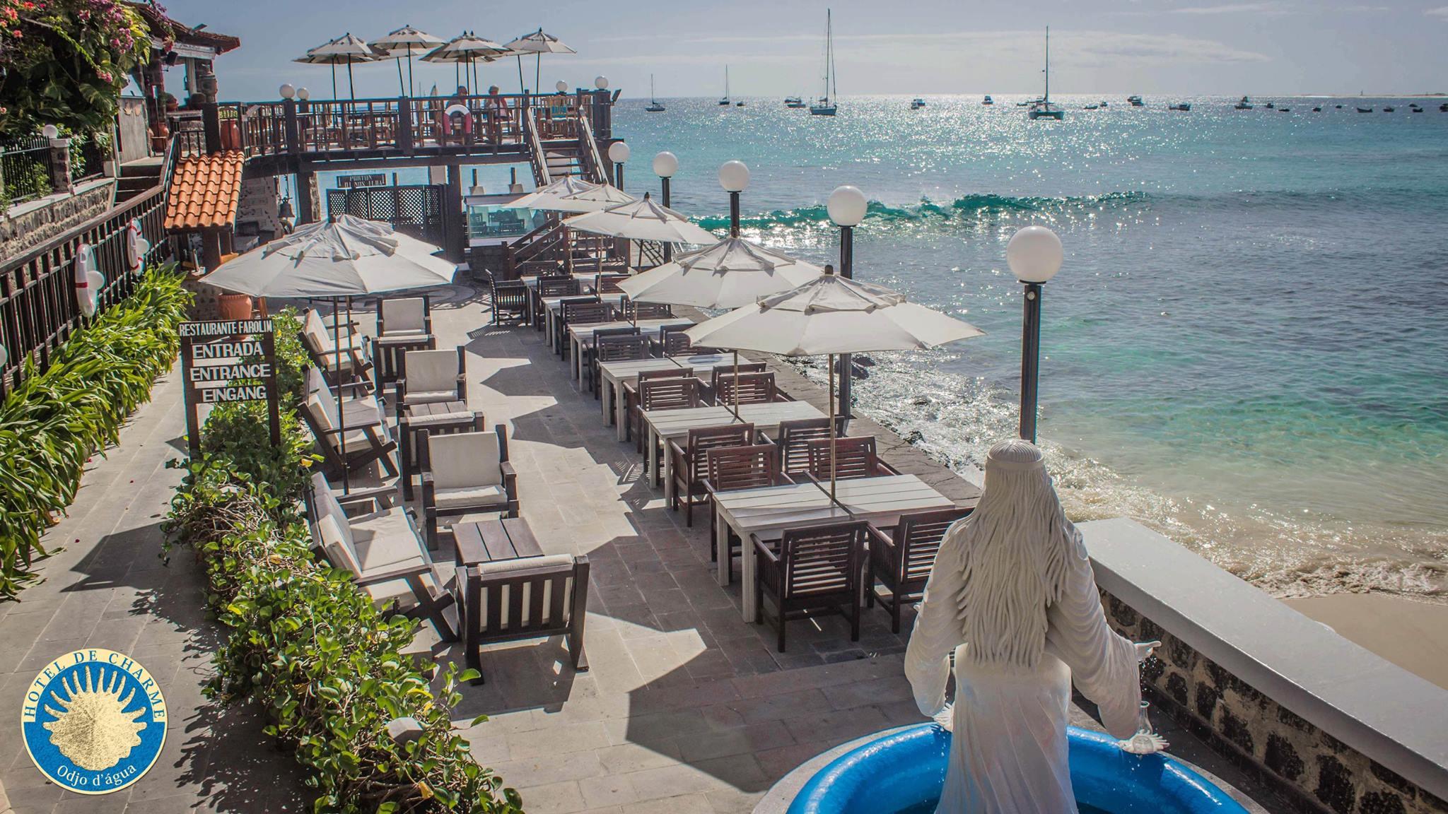 Image sejour/cap vert le de sal hotel odjo d agua terrasse